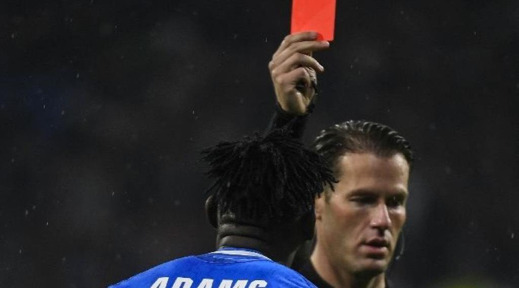 Ghana international Kassim Adams assists and sent off as Hoffenheim lose to Frankfurt