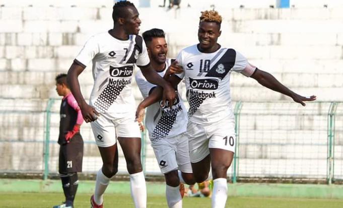 Philip Adjah Tetteh scores twice as Mohammedan Sporting thrash Chhinga Veng