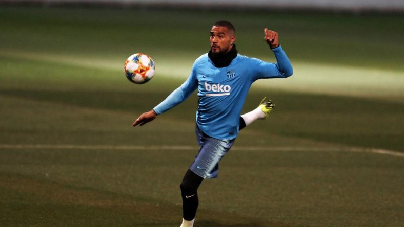 Boateng could join Barca permanently at the end of the season