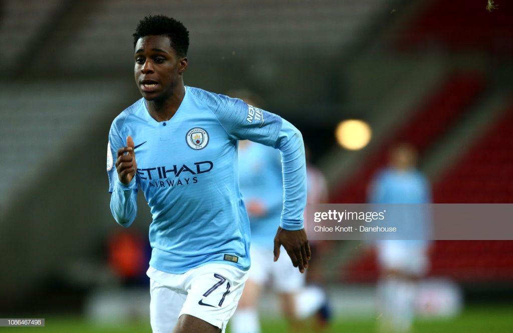 English Premier League 2 Division 1: Ghana's Jeremie