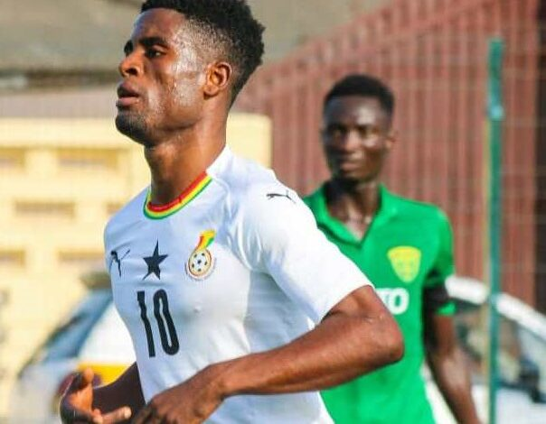 Daniel Afriyie Barnie expresses readiness for Black Stars call up