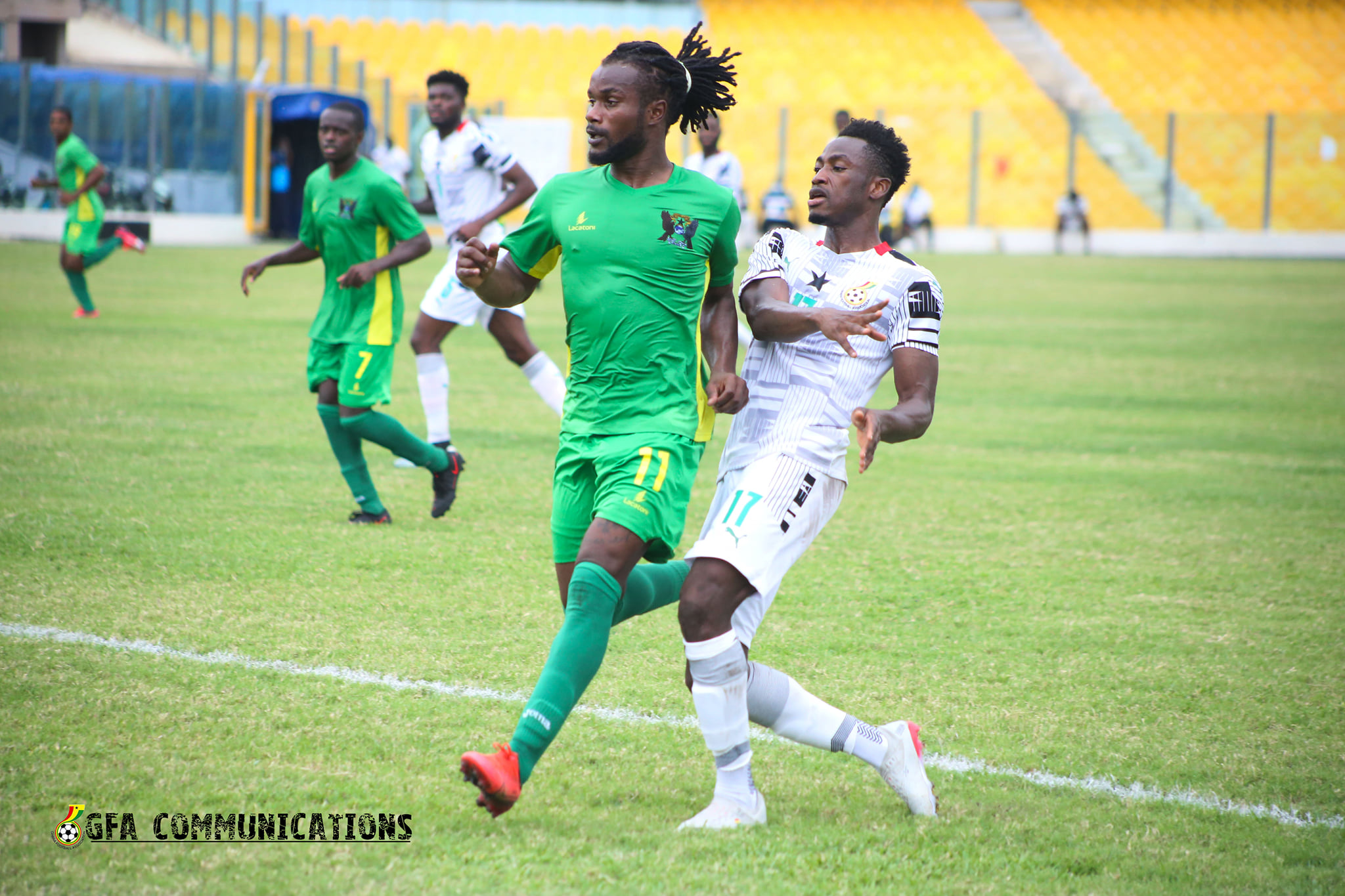 I think we are a little bit too hard on him' - CK Akonnor defends Baba  Rahman from critics