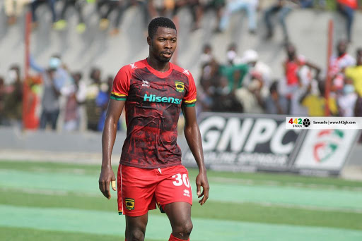 """Kotoko defender Ganiyu on Mariano Barreto: """"He is one of the best managers  I have worked with"""""""